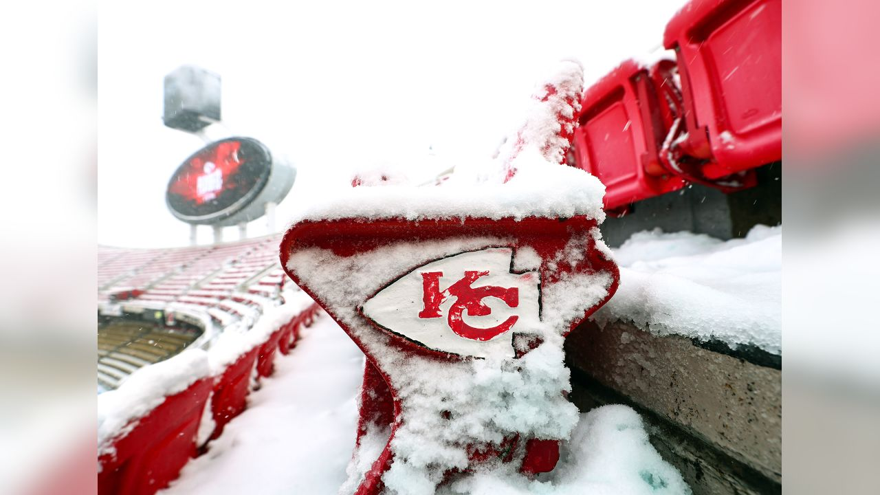 Kansas City Chiefs vs Indianapolis Colts Divisional Playoff Game at Arrowhead Stadium on January 12, 2019