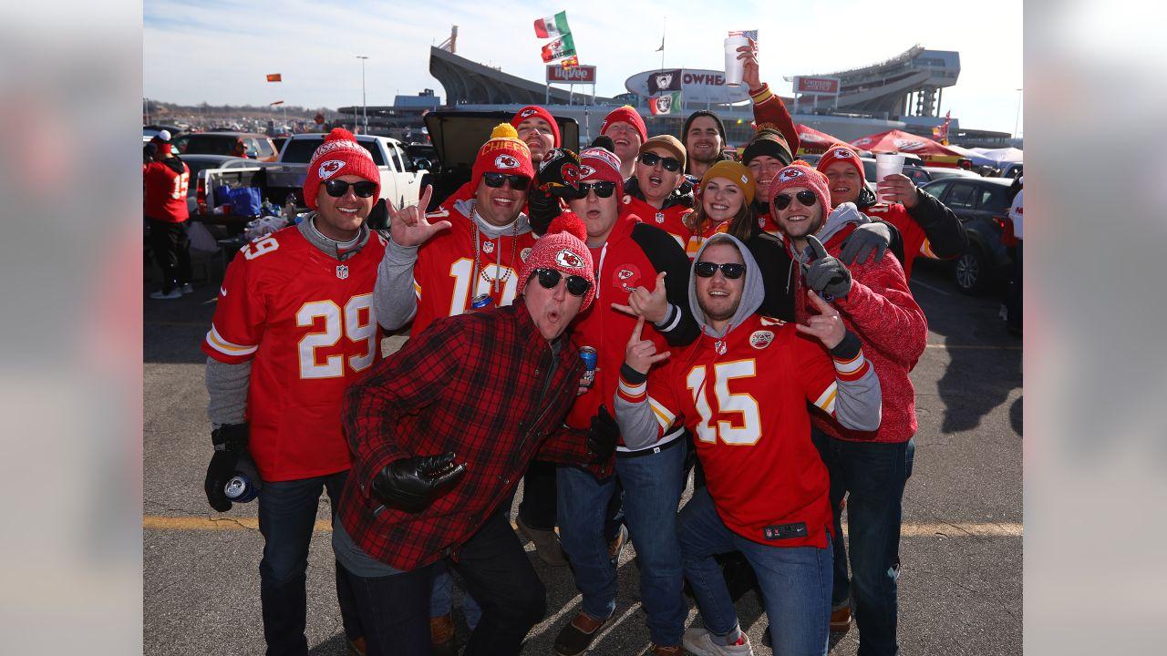Kansas City Chiefs vs Oakland Raiders at Arrowhead Stadium on December 30, 2018