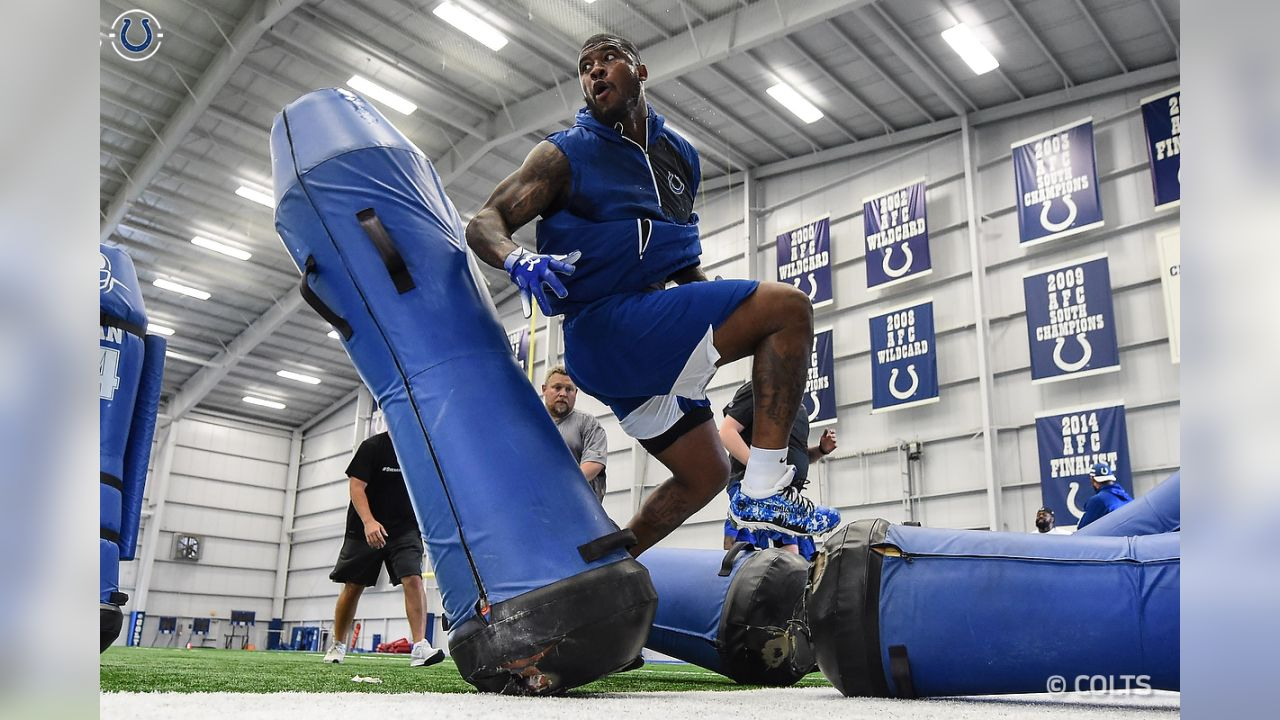 Highlights from phase II of the Colts offseason workouts.