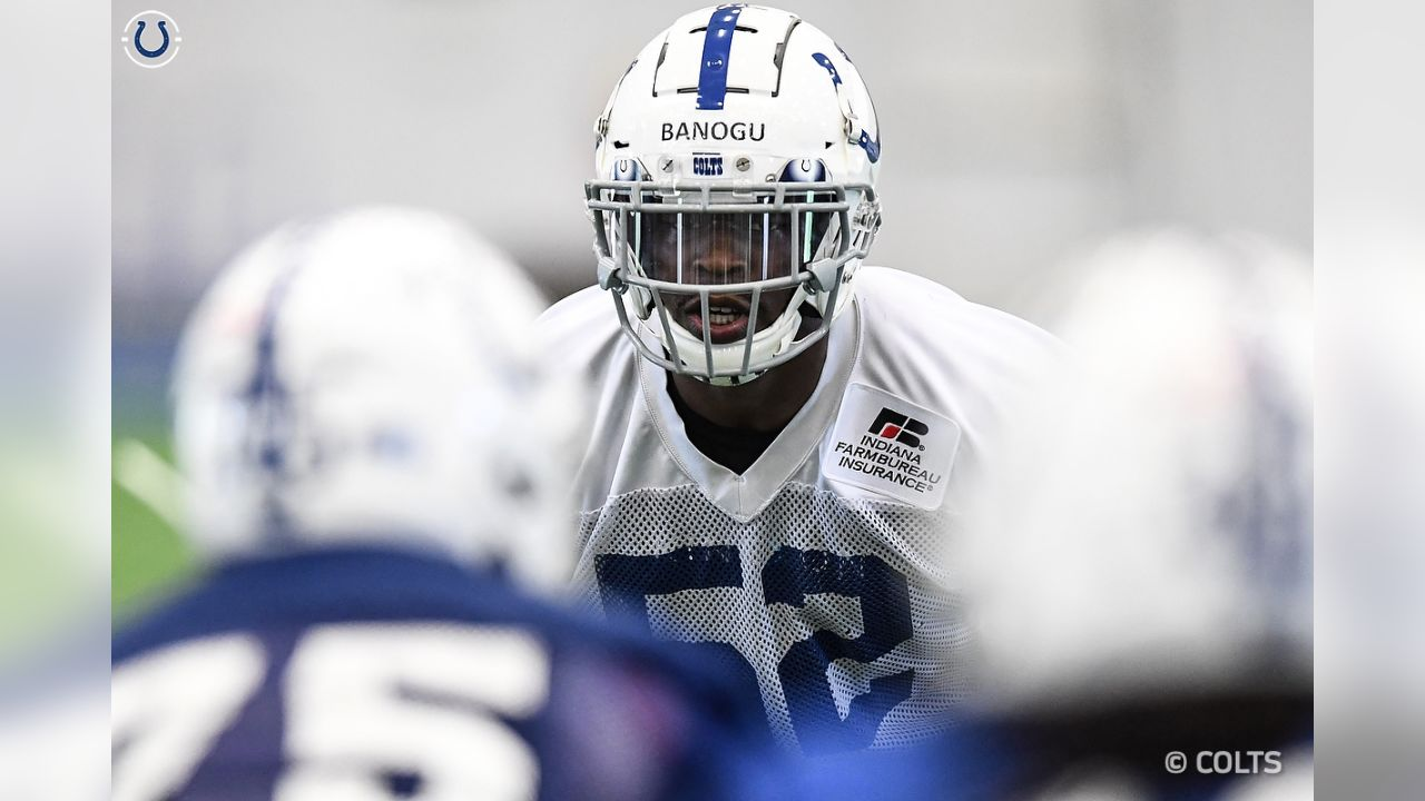 Practice highlights from day one of the Colts 2019 Rookie Mini-Camp!
