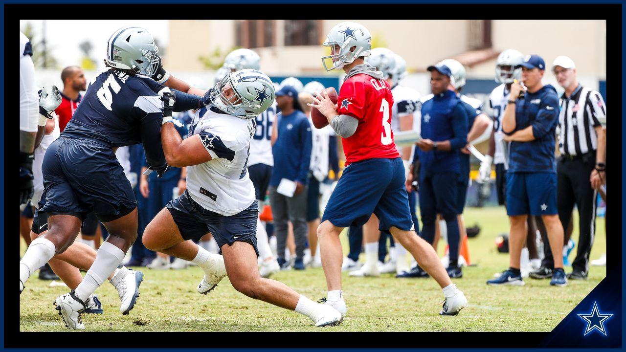 Dallas Cowboys Training Camp   2021
