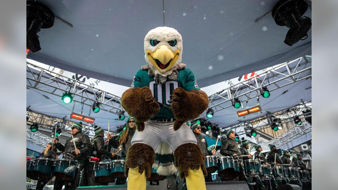 SWOOP and Eagles Drumline