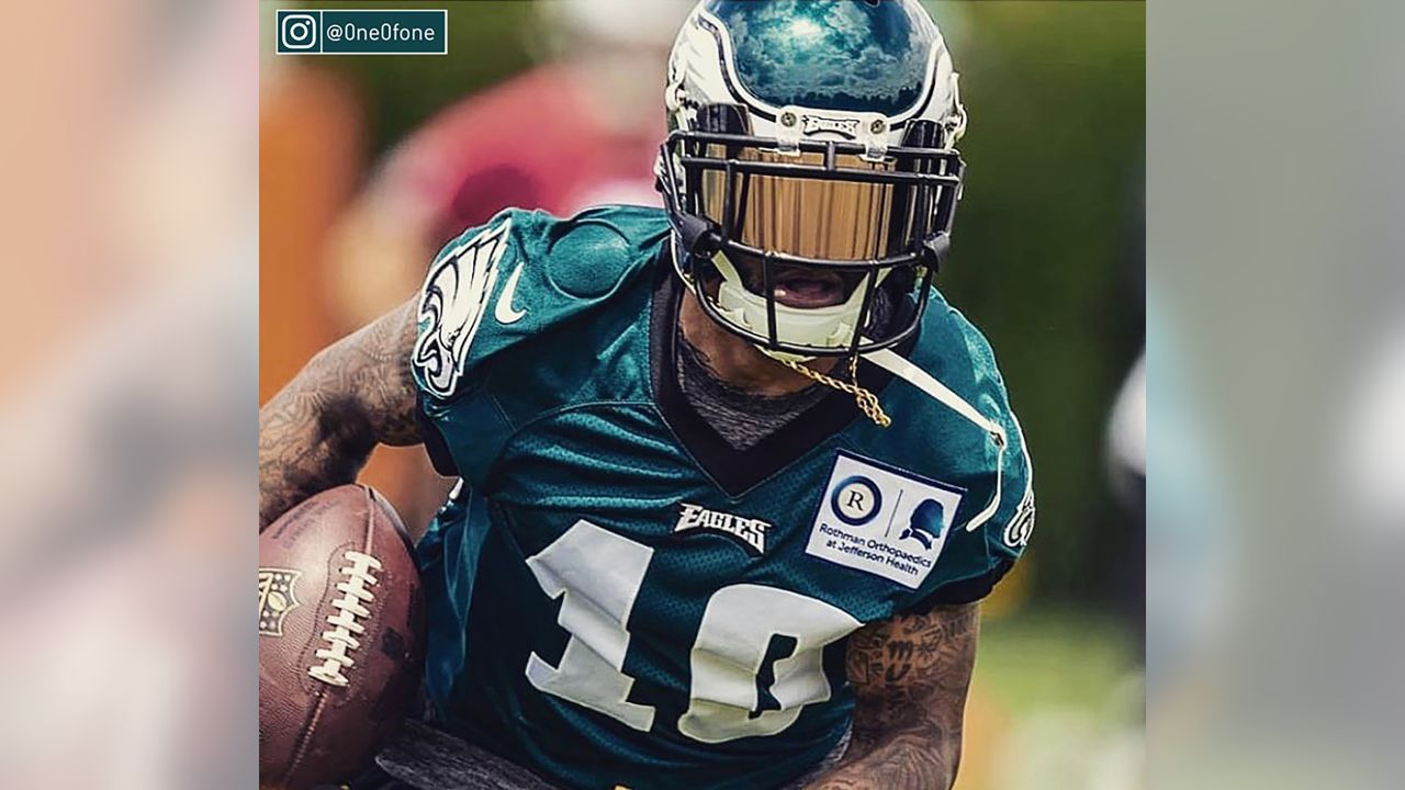 "WR DeSean Jackson: """"Philly heart and pride"""