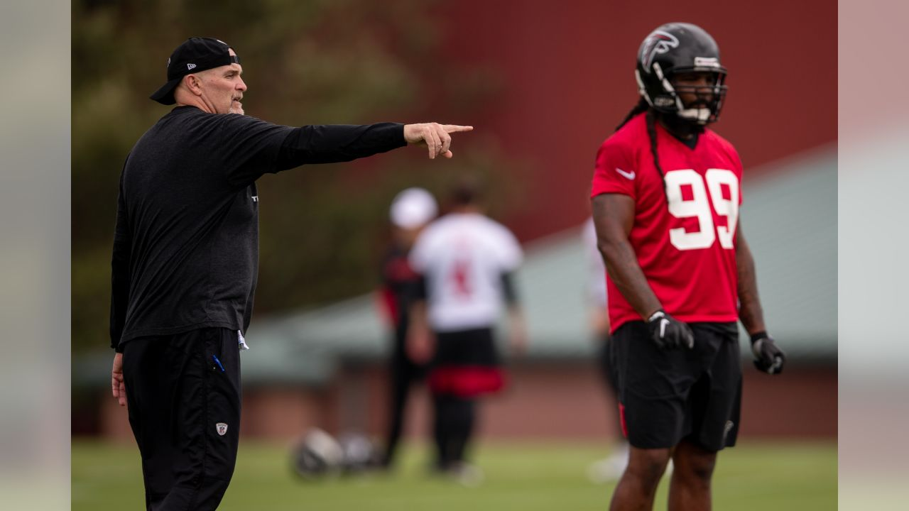 Kendall Sheffield Shines On Special Teams Falcons At Work