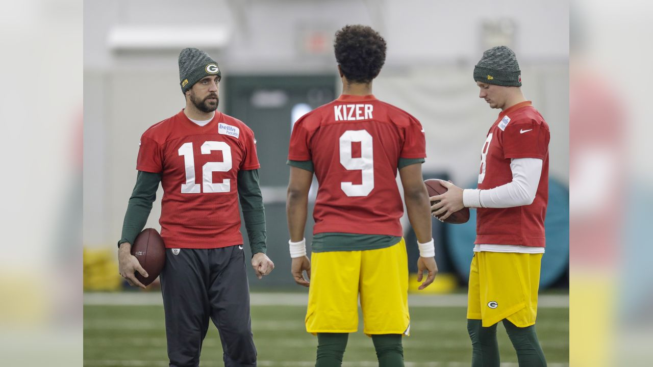 Green Bay Packers during practice on Thursday, December 27, 2018.