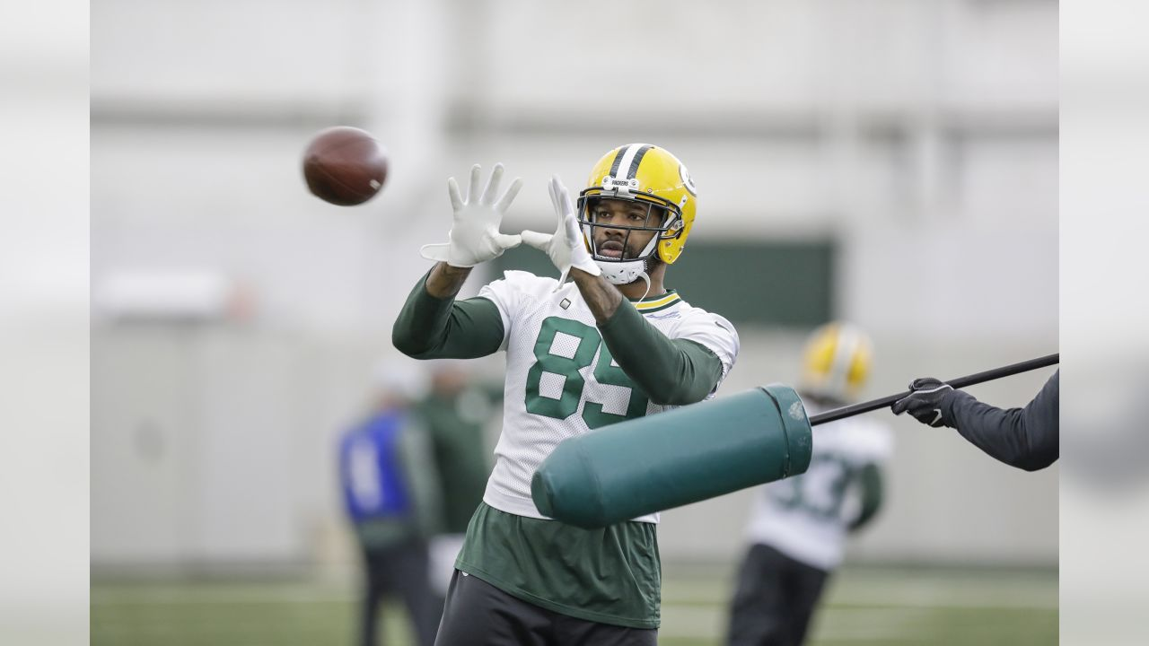 Green Bay Packers during practice inside the Don Hutson Center on Wednesday, November 28, 2018.
