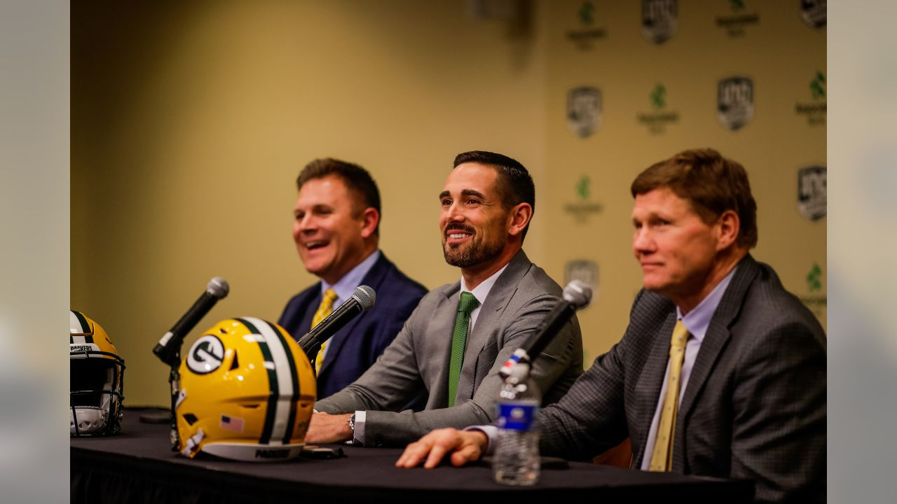 Matt LaFleur, Head Coach
