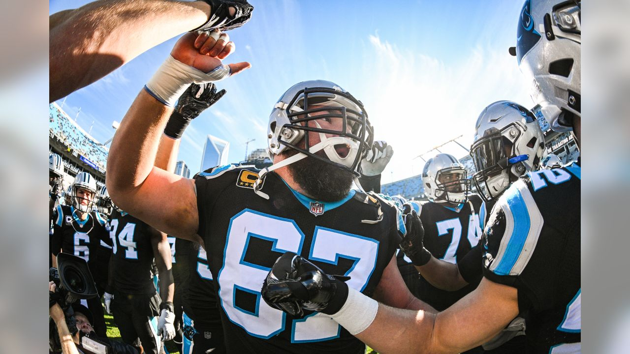 Panthers against the Atlanta Falcons at Bank of America Stadium on Sunday, December 23, 2018.