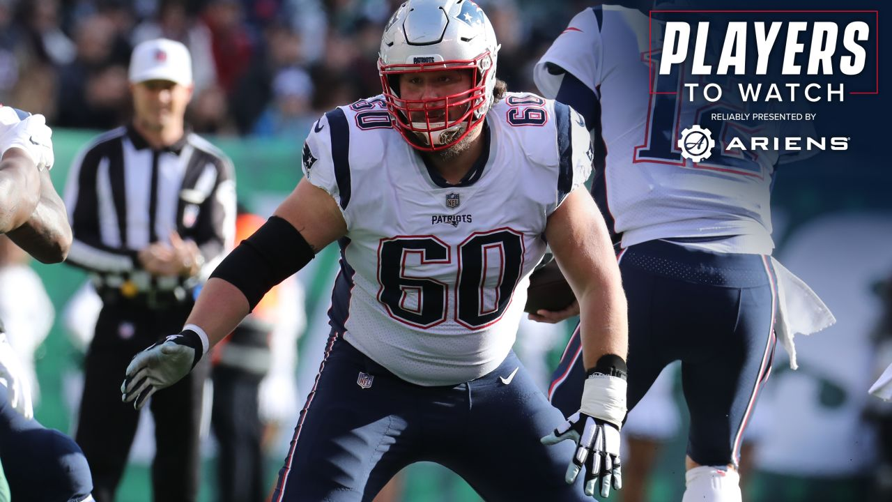 David Andrews – Centers are always literally in the middle of everything an offense tries to do, but Andrews will be even more important in this one as a central portion of the plan to deal with Aaron Donald and his dangerous partner, Ndamukong Suh. The Georgia native and University of Georgia alum could be a big story, one way or the other, in Super Bowl LIII.