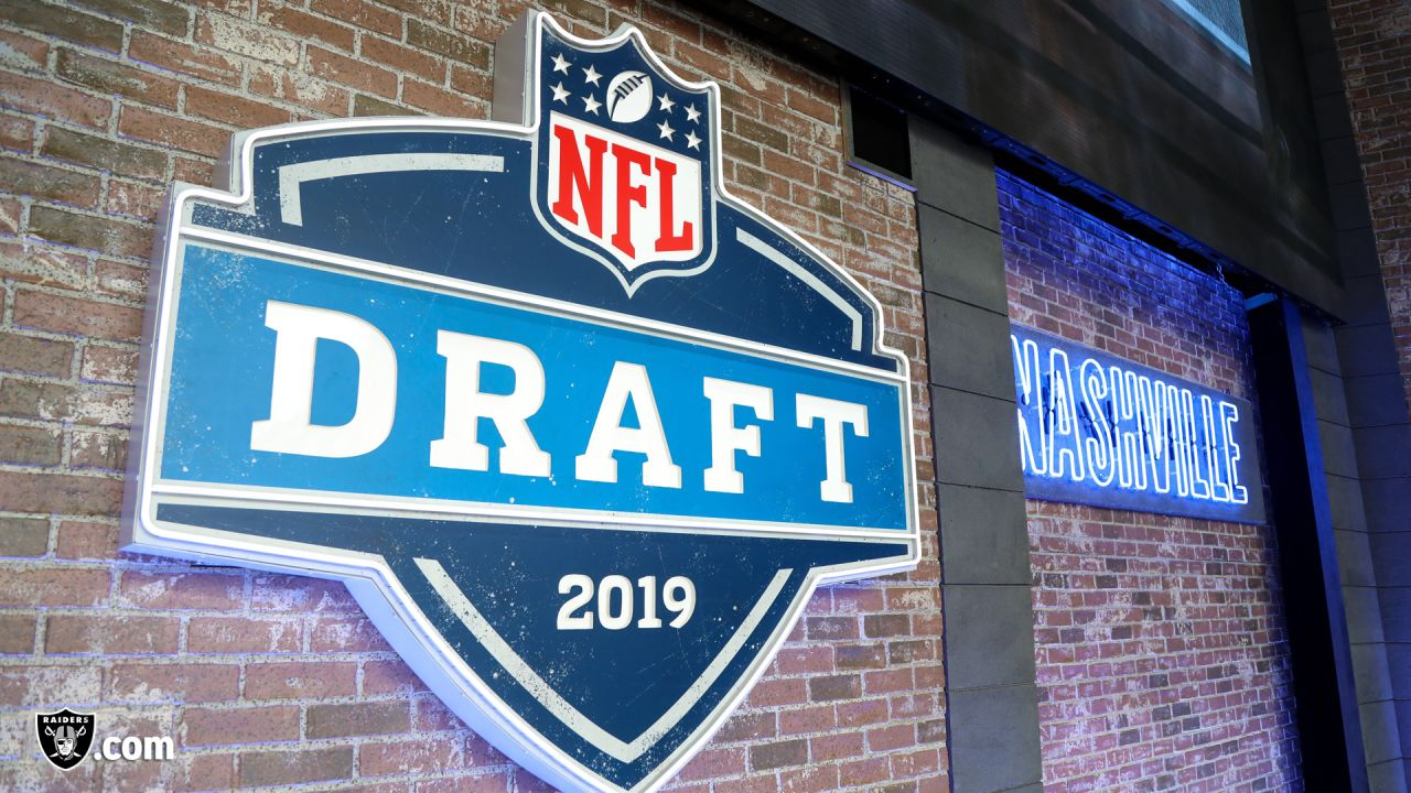 Check out the sights and atmosphere of the 2019 NFL Draft along with photos of Raider Nation representing the Silver and Black in Nashville, Tenn.