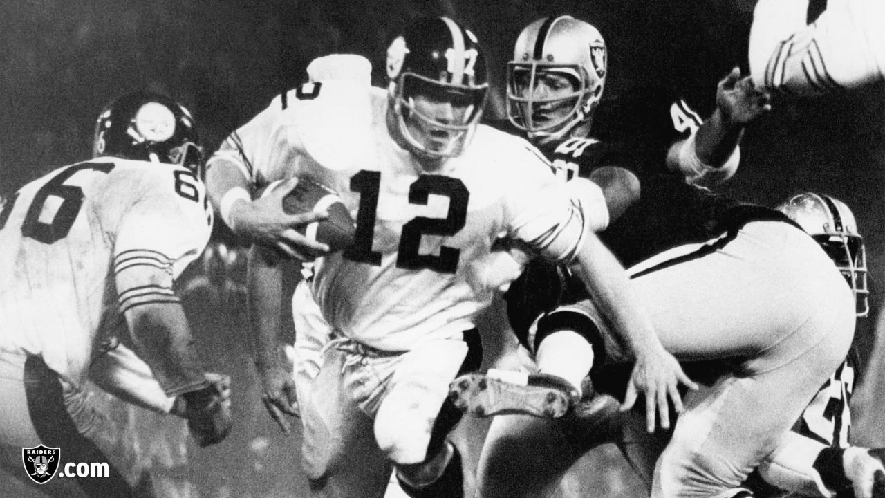 An exclusive look at the Raiders and Steelers historic rivalry throughout the years.