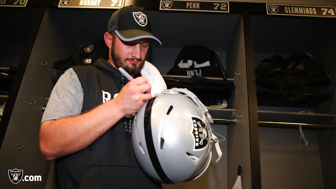 The Oakland Raiders regular season game against the Los Angeles Rams at Oakland-Alameda County Coliseum, Monday, September 10, 2018, in Oakland, California.