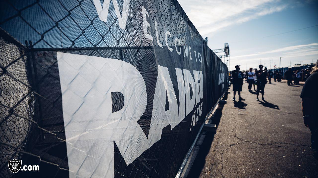 The Oakland Raiders Regular Season Game 004 vs Cleveland Browns at Oakland-Alameda Country Coliseum, 20180930, in Oakland, California, The Oakland Raiders won 45-42, Raiderville
