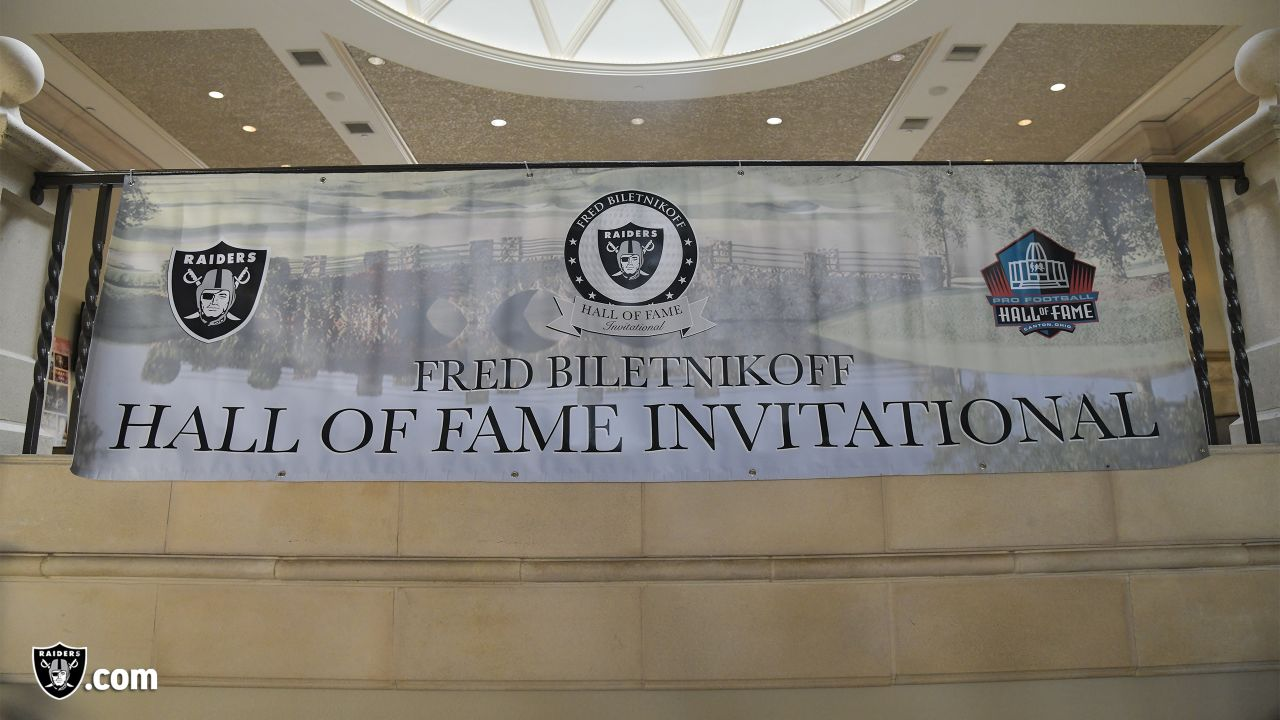 The Biletnikoff Foundation hosts the 2019 Fred Biletnikoff Hall of Fame Invitational, at Ruby Hill Golf Club in Pleasanton, Calif. All proceeds fund an on-site counseling center at Tracey's Place of Hope.