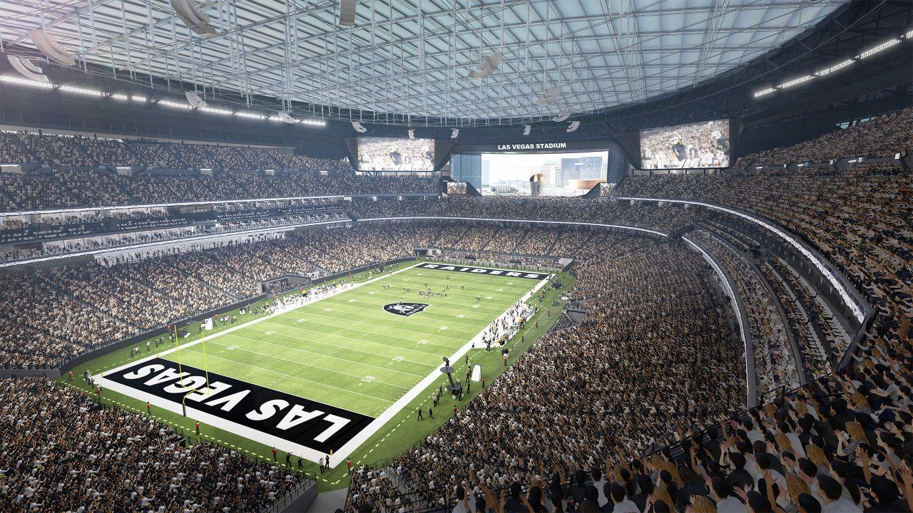 Las-Vegas-Stadium interior