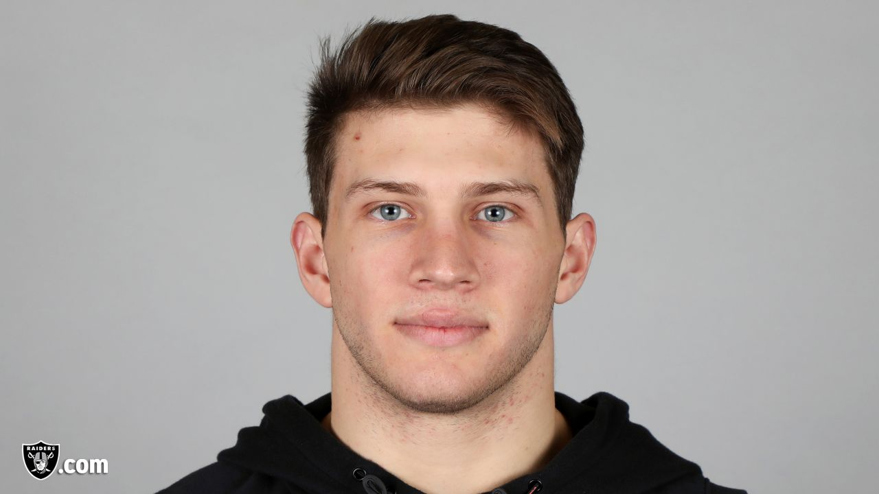 LSU tight end Foster Moreau (Round 4 - 137th overall)