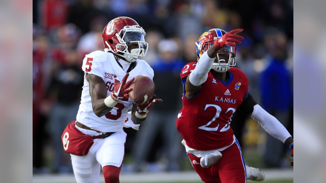 **1st Round - 25th Pick**  WR Marquise Brown