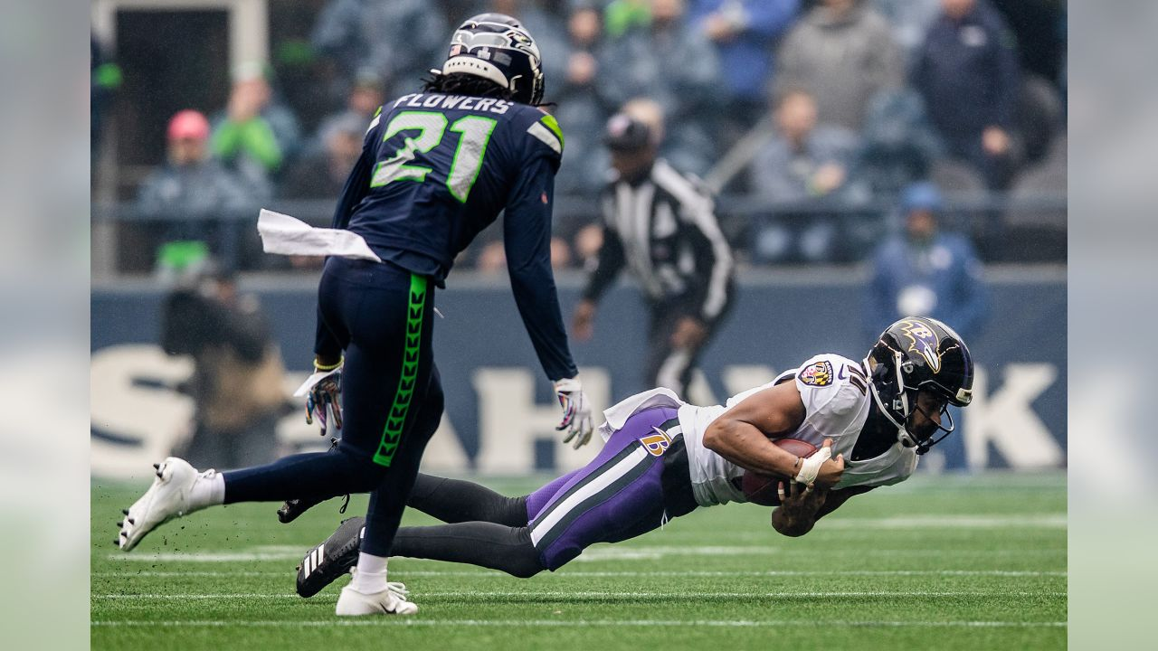 The Baltimore Ravens defeated the Seattle Seahawks by a score of 30-16 at CenturyLink Field on October 20, 2019 in Seattle, WA.