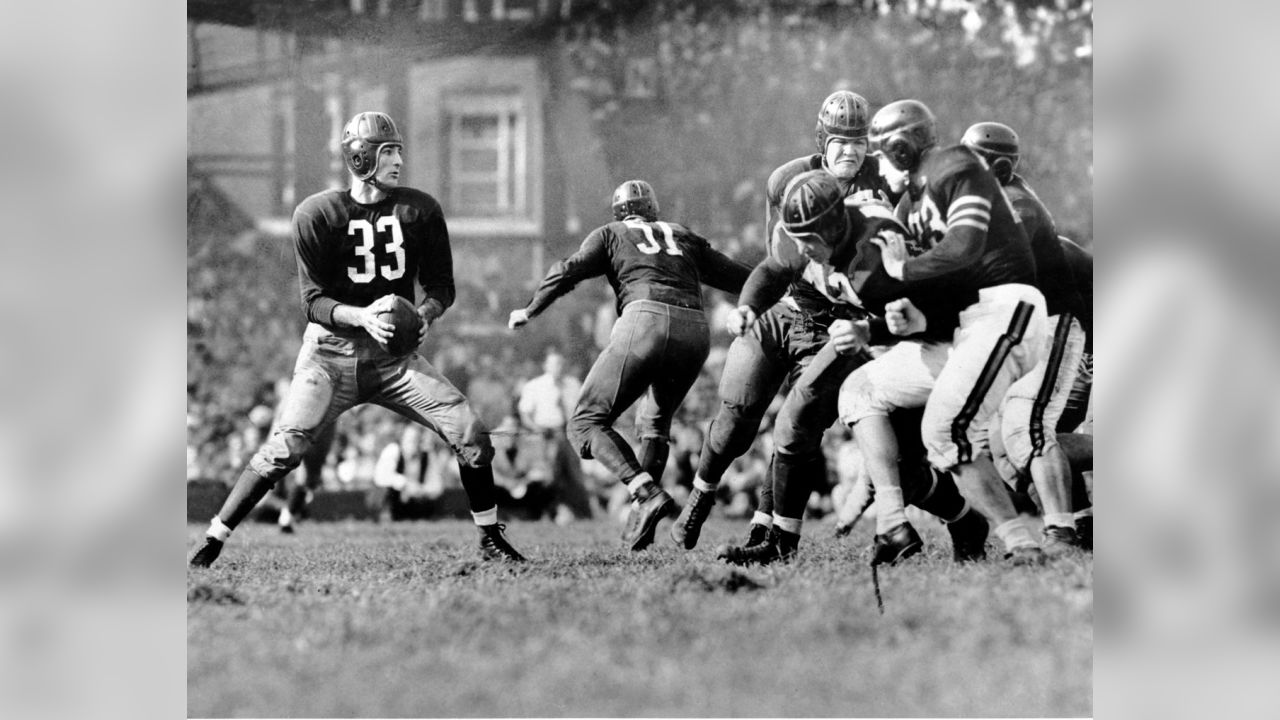Sammy Baugh -- 1937