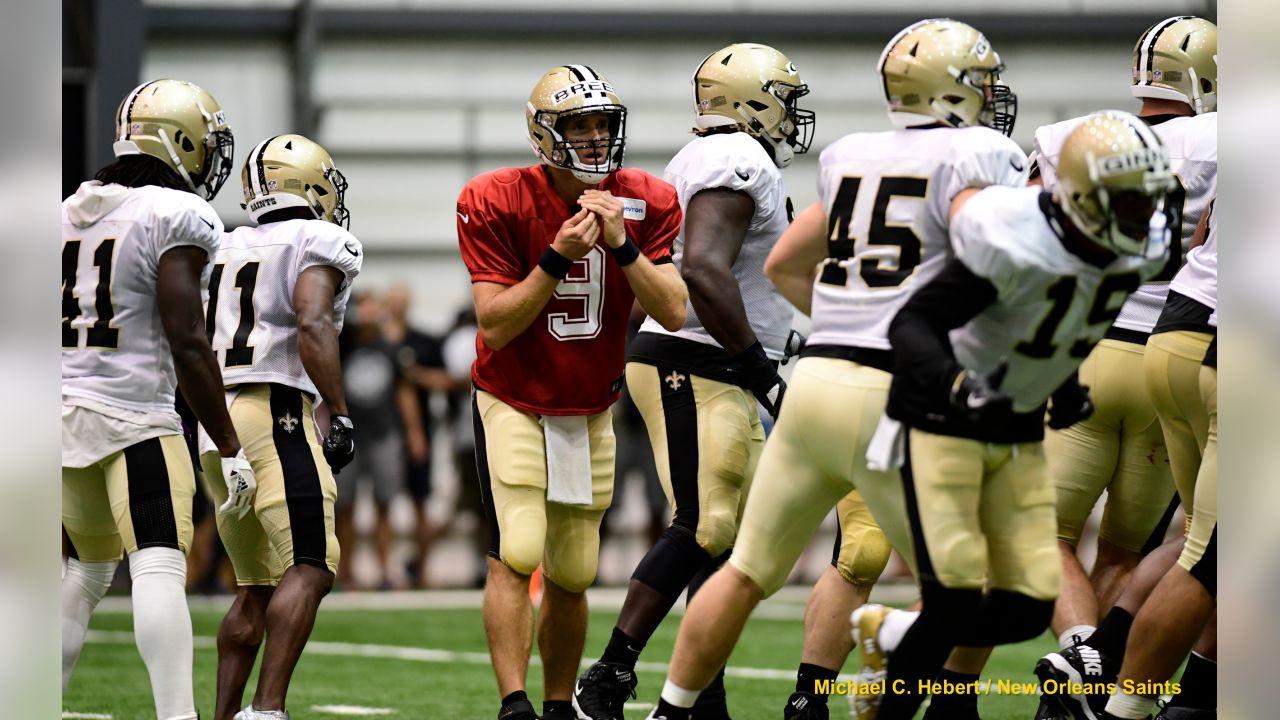 New Orleans Saints Training Camp 2018Aug 4th IndoorMichael C.  Hebert
