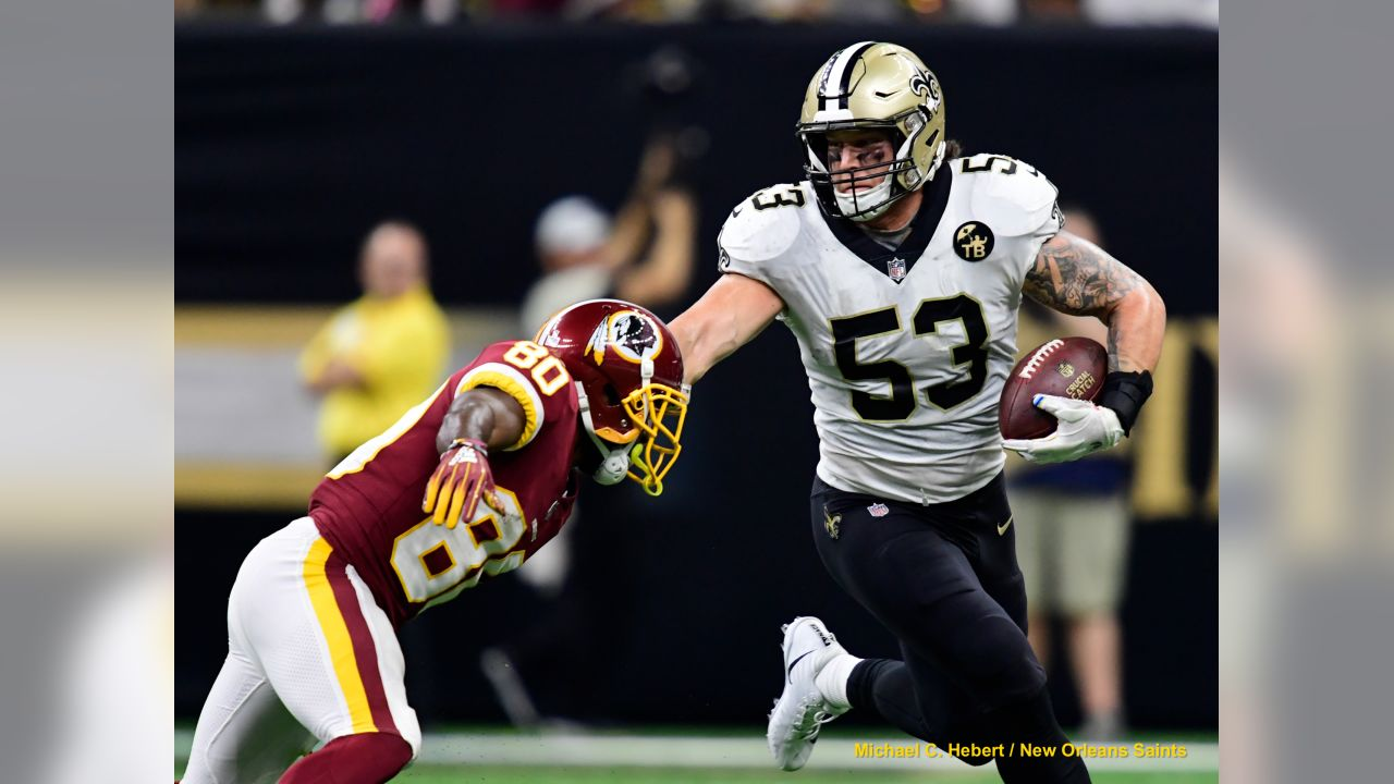 Saints 43 - Redskins 19 (W)