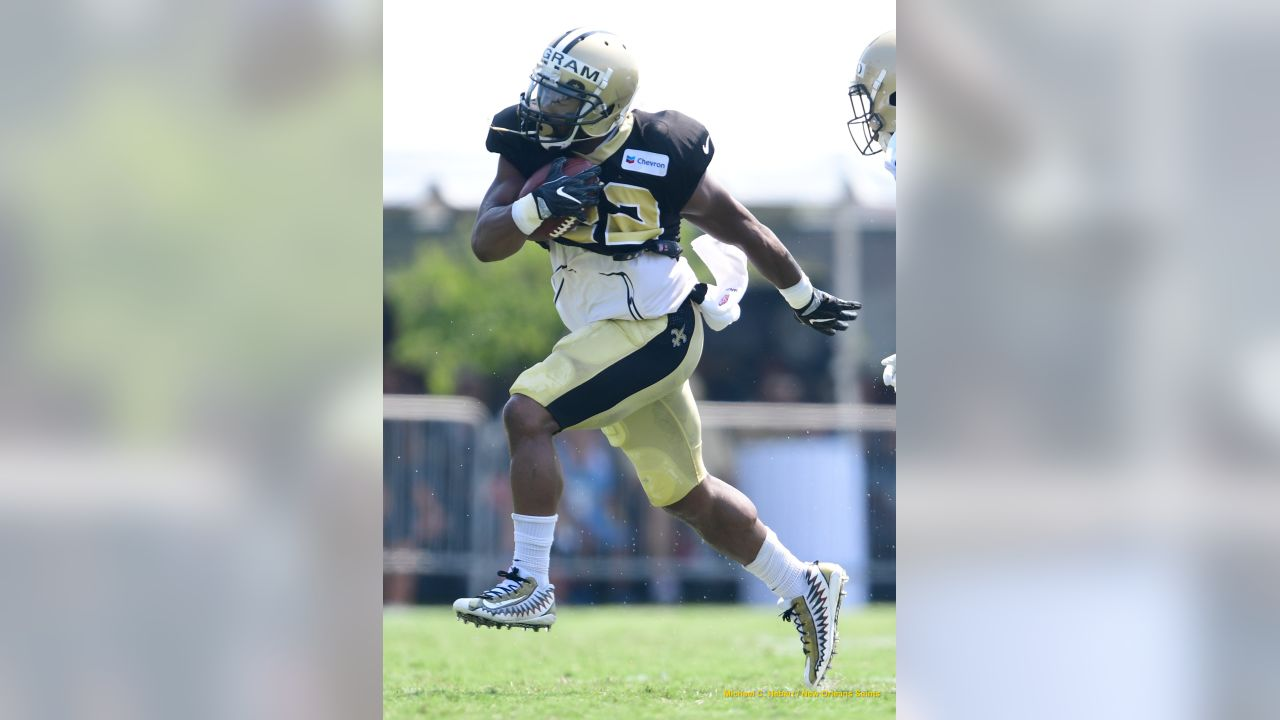 New Orleans Saints Training Camp 2018First Day in PadsMichael C.  Hebert