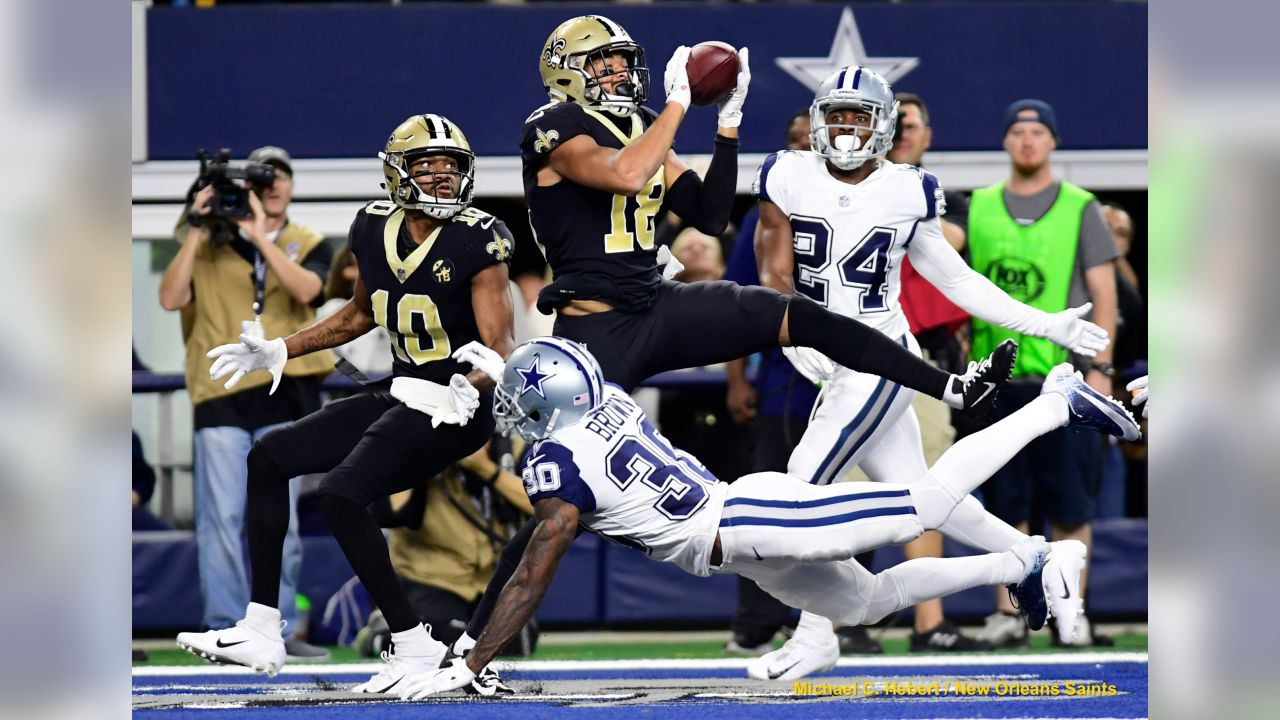 Cowboys 13- Saints 10 (L)New Orleans Saints 2018 SeasonMichael C.  Hebert