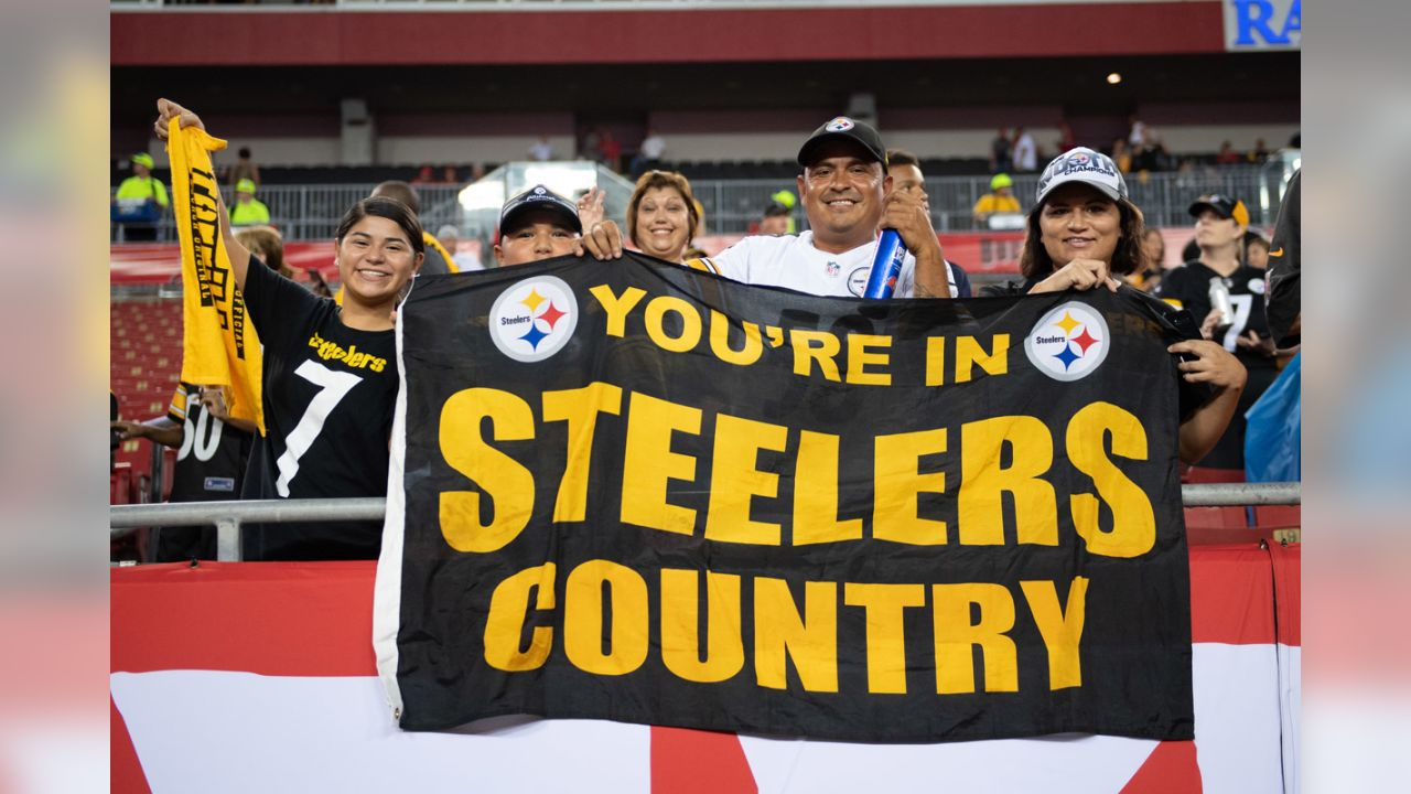 A 2018 Regular Season game between the Pittsburgh Steelers and the Tampa Bay Buccaneers on Monday, September 24, 2018.