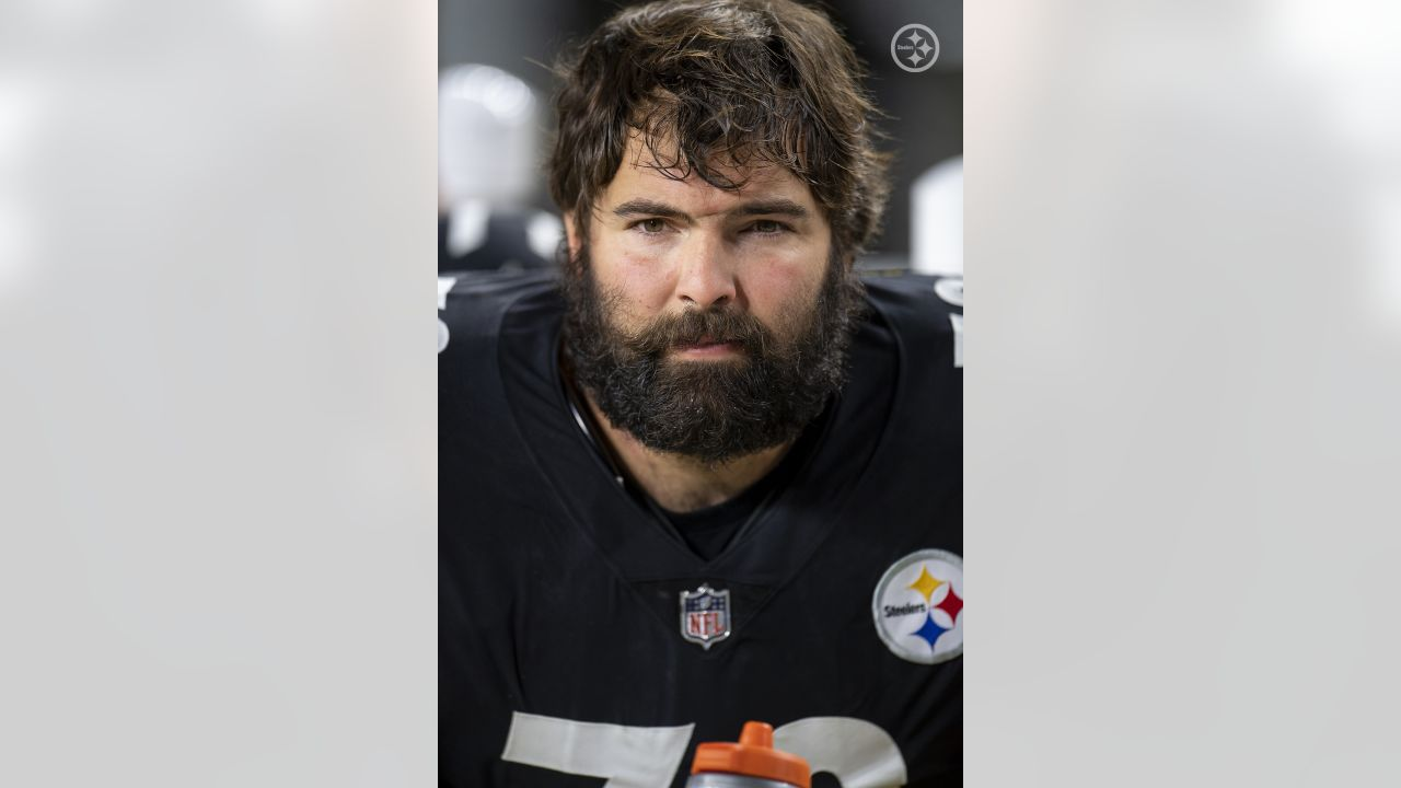 Pittsburgh Steelers offensive tackle Alejandro Villanueva (78) during a regular season game between the Pittsburgh Steelers and the Cincinnati Bengals, Sunday, Nov. 15, 2020 in Pittsburgh, PA. The Steelers defeated the Bengals 36-10. (Karl Roser / Pittsburgh Steelers)