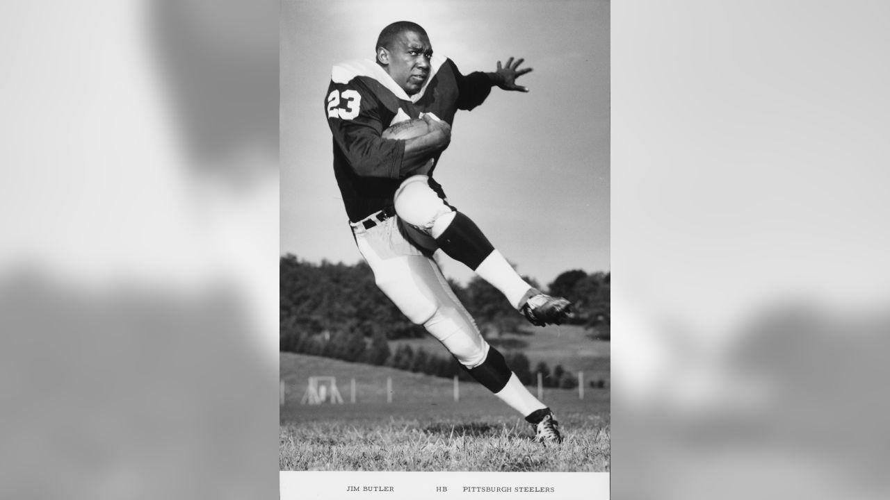 10. Jim Butler (1965-67) - 1,186 yards.