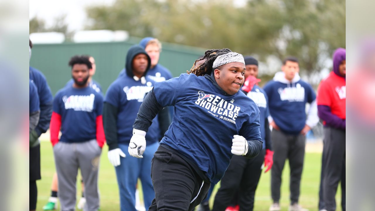 An image from the Feb. 9, 2019 Senior Showcase event at the Houston Methodist Training Center in Houston, TX.