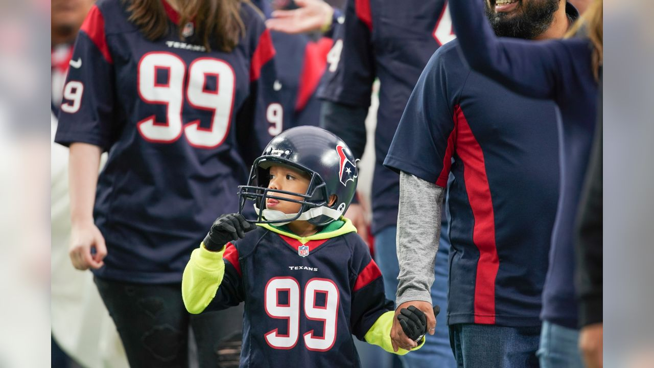 An image from the Dec. 30, 2018 regular season home game against the Jacksonville Jaguars.  The Texans won 20-3.