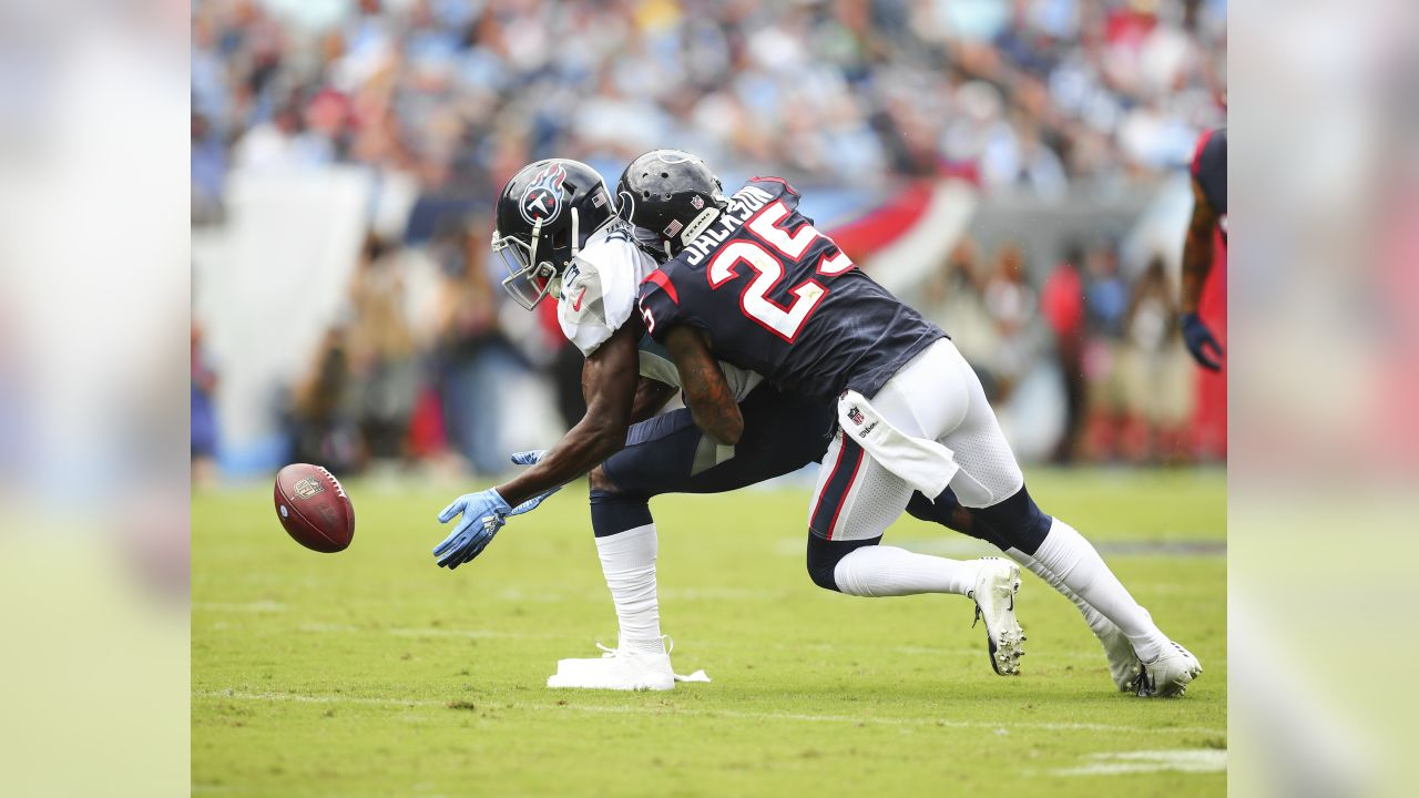 An image from the Sept. 16, 2018 regular season away game against the Tennessee Titans.  The Texans lost 17-20.