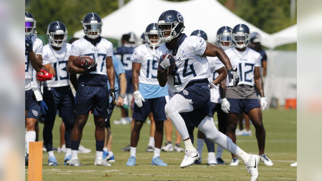 Tennessee Titans training camp on July 26, 2018. Photos by Donn Jones Photography