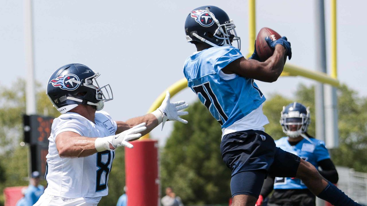 Titans RB Derrick Henry dealing with lower leg injury