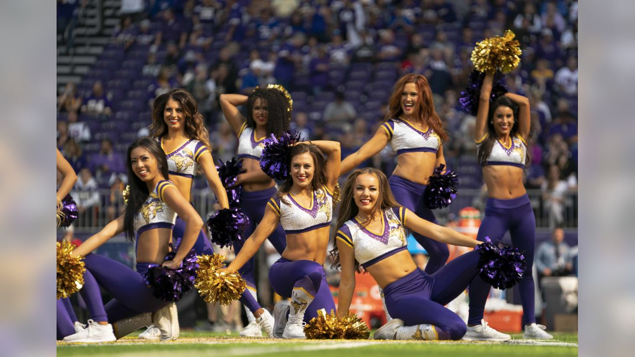 An image from September 23, 2018 regular season home game against the Buffalo Bills. The Vikings lost 6-27.