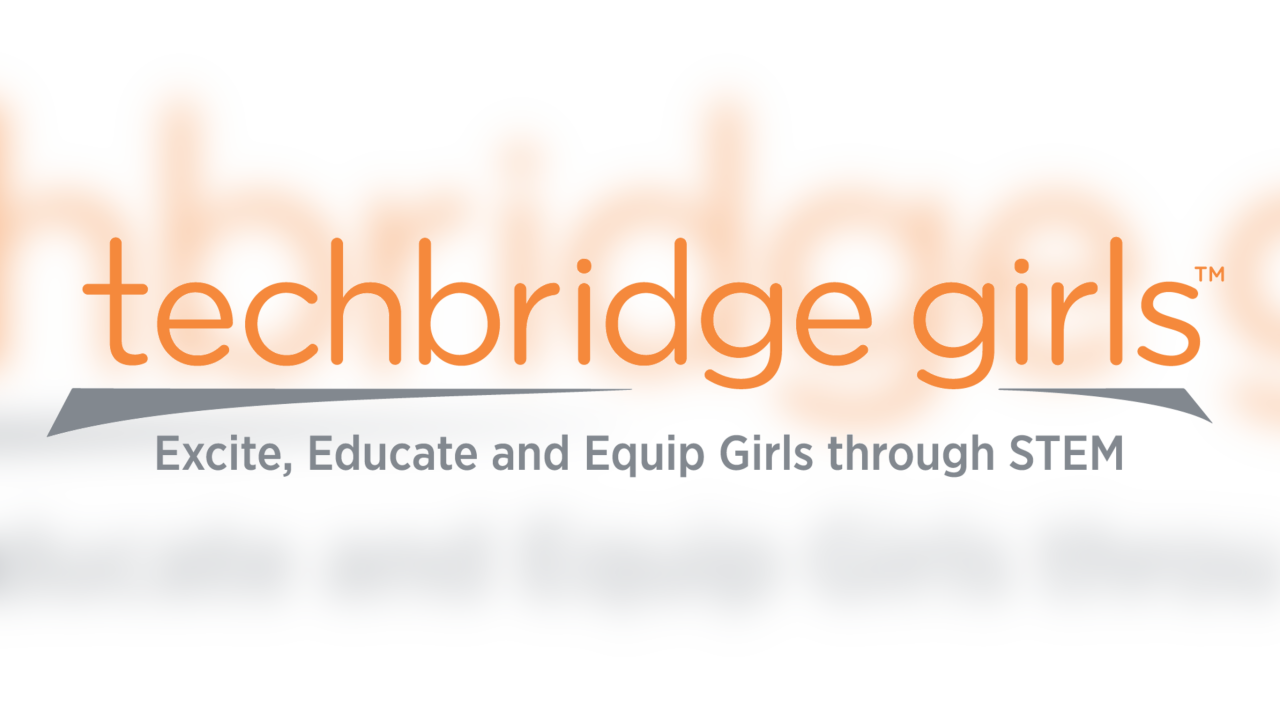 **_TECHBRIDGE GIRLS_**  Techbridge Girls excites, educates, and equips girls from low-income communities by delivering high-quality STEM programming that empowers a girl to achieve economic mobility and better life chances. Click through to learn about some of the amazing youth!