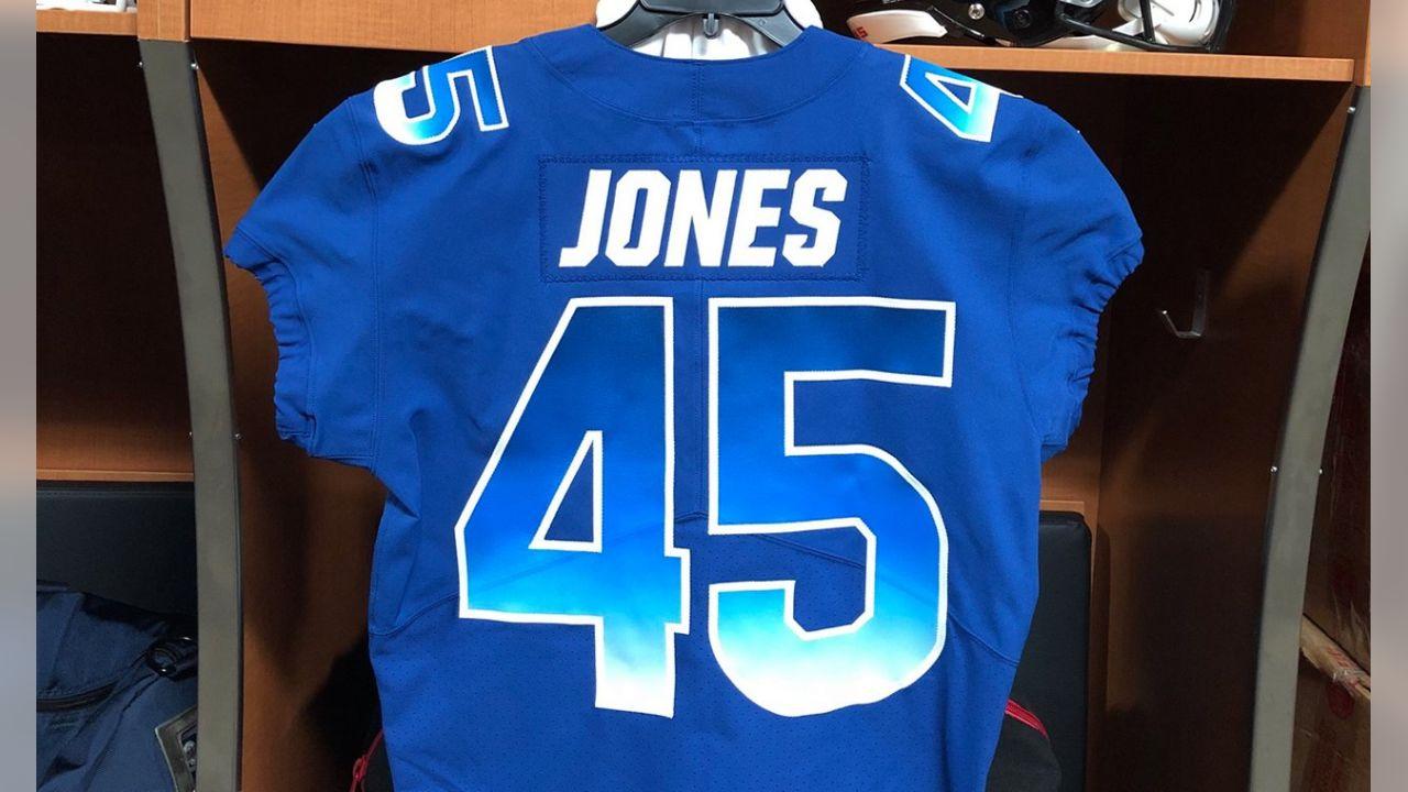 D. Jones, Neal, Mack represent Falcons at 2018 Pro Bowl