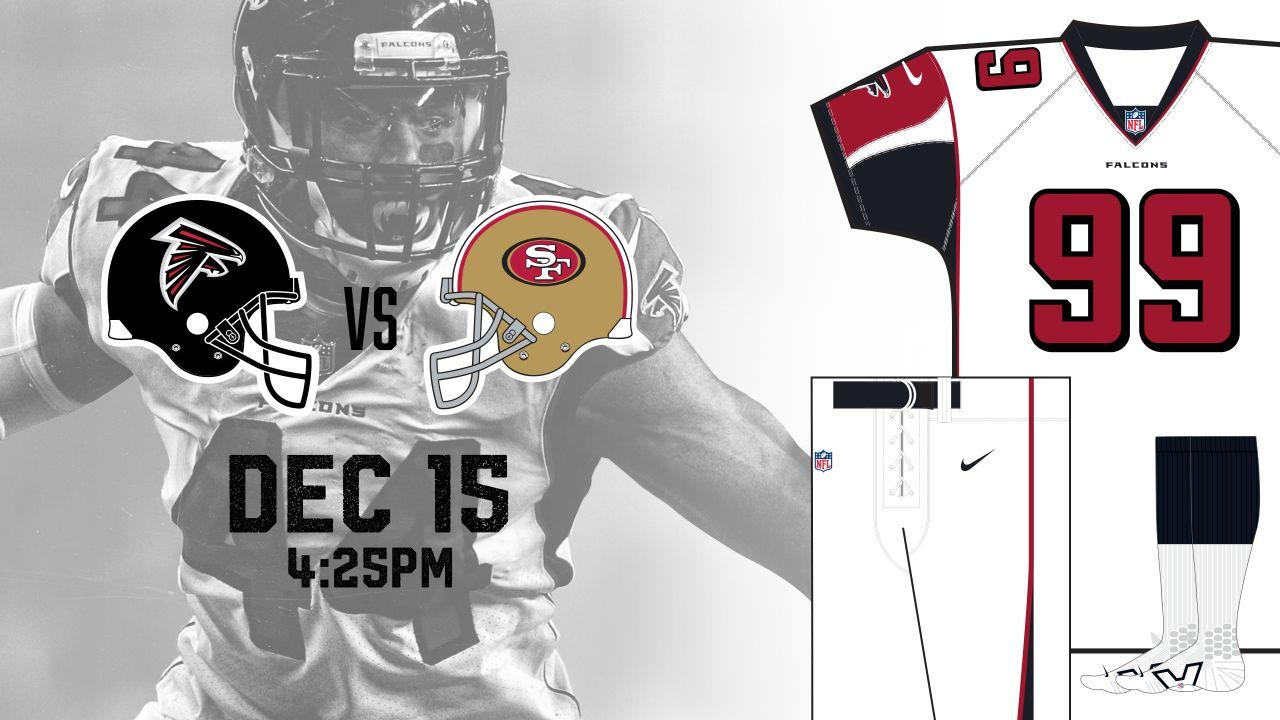 factory authentic 13e8b 98c77 Atlanta Falcons 2019 uniforms schedule released