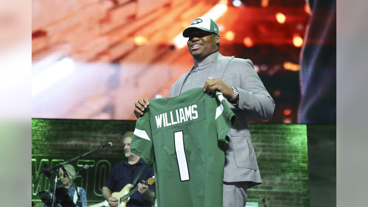 285fb045 Quinnen Williams Ready to 'Get Sacks' & Be 'Dominant' for Jets