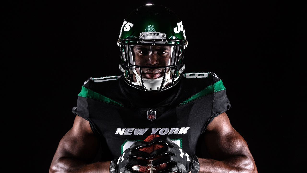 black new york jets jersey
