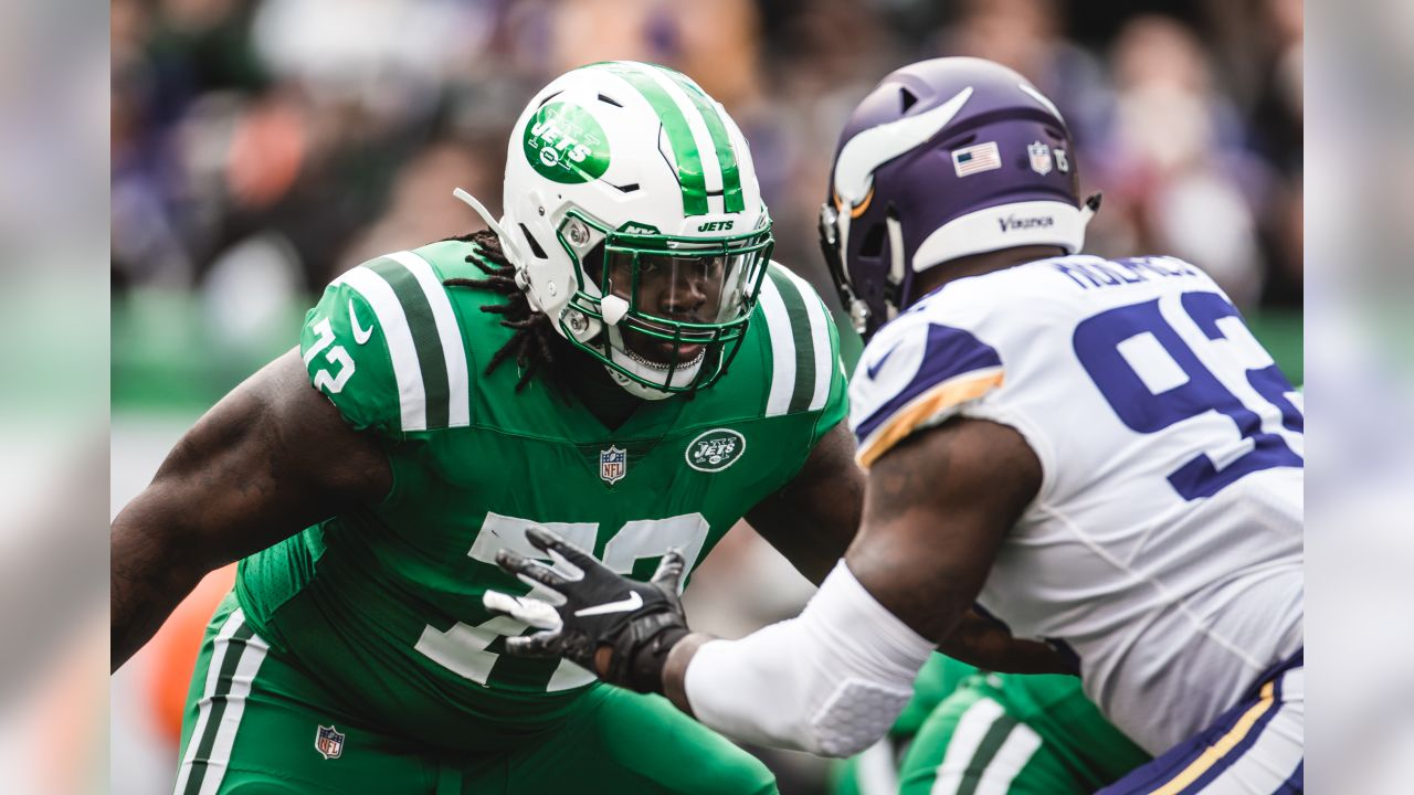 Early Draft Pick Gives Jets Opportunity to Improve OL in