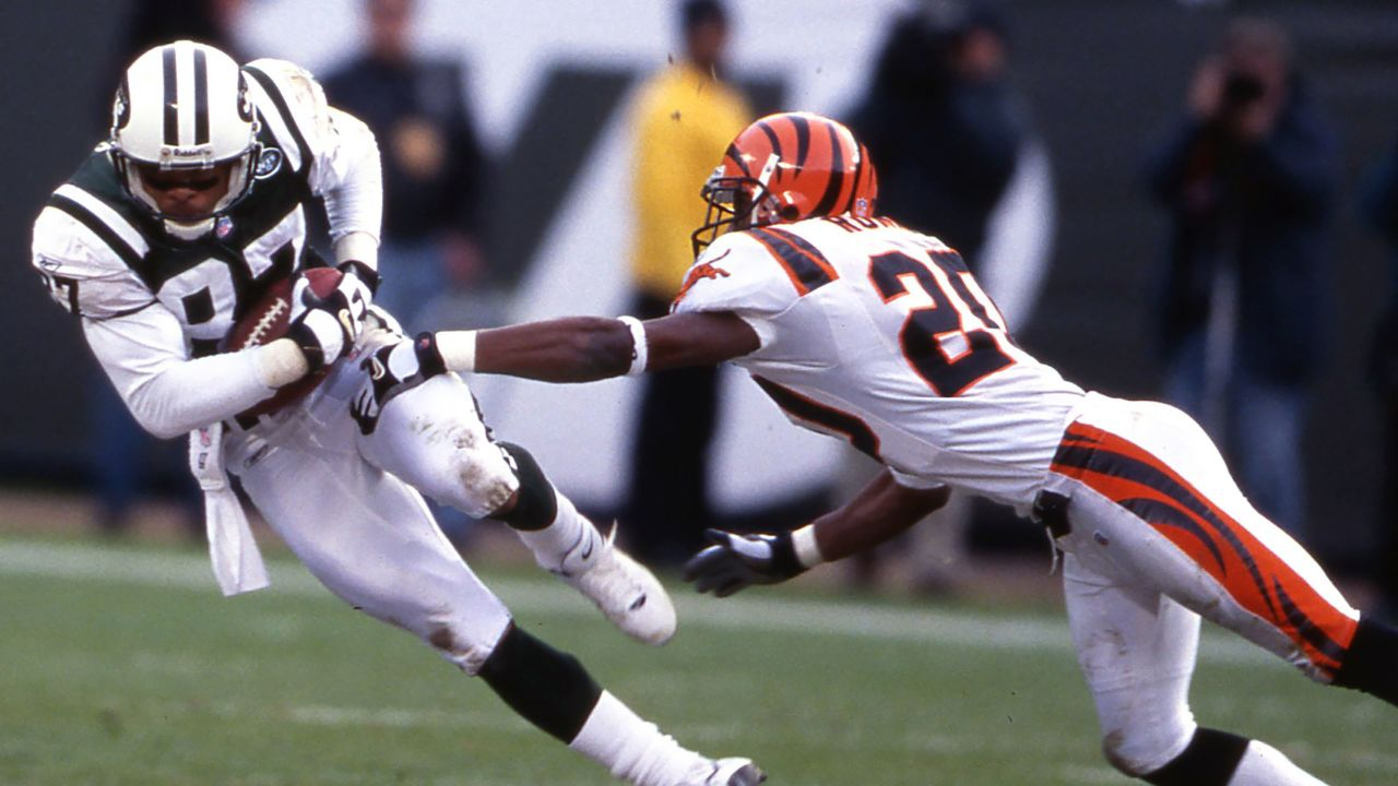 Jets vs. Bengals Throwback Gallery