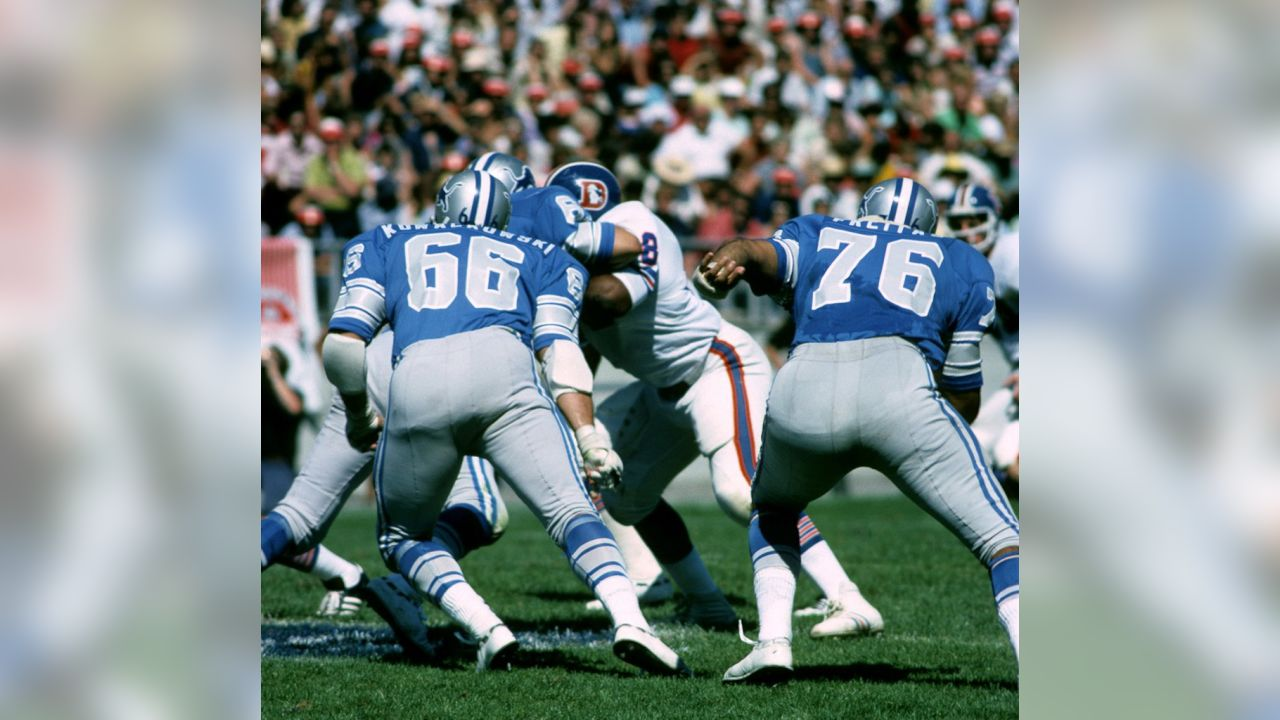 Tbt Lions Uniforms Through The Years