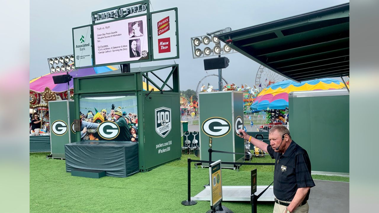 Lambeau Field Live arrives at Northern Wisconsin State Fair