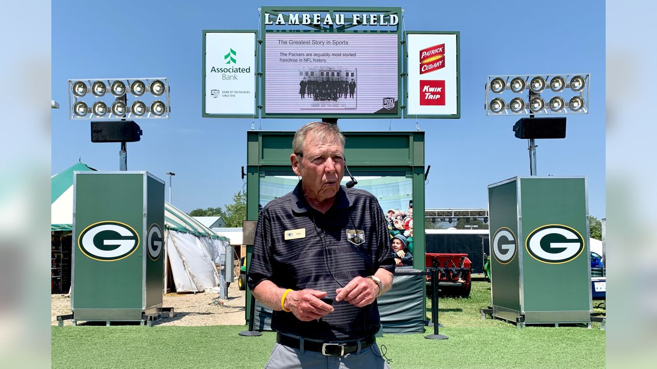 Lambeau Field Live arrives in Milwaukee for Wisconsin State Fair