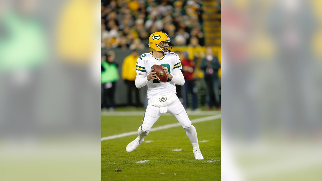 How It Happened Aaron Rodgers Connects On Record 39 Passes