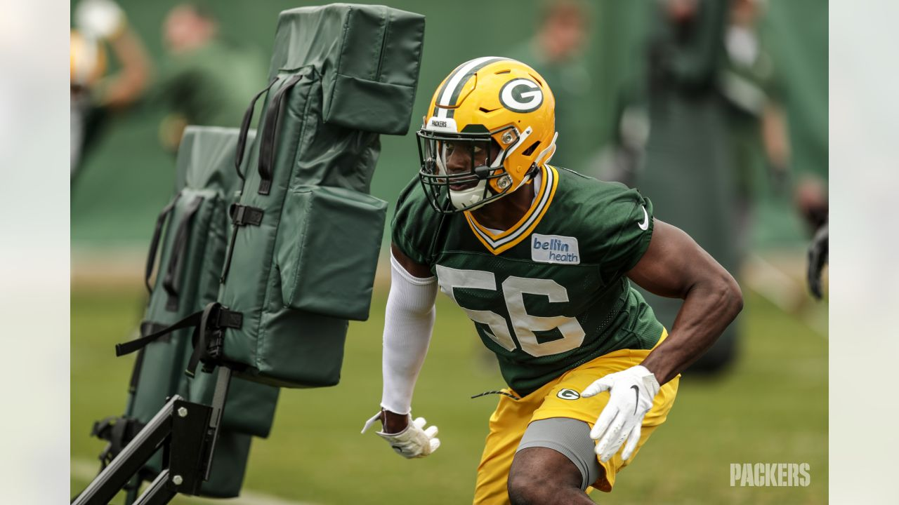 Practice Squad Year A Key Piece Of Randy Ramsey S Journey To Packers Roster