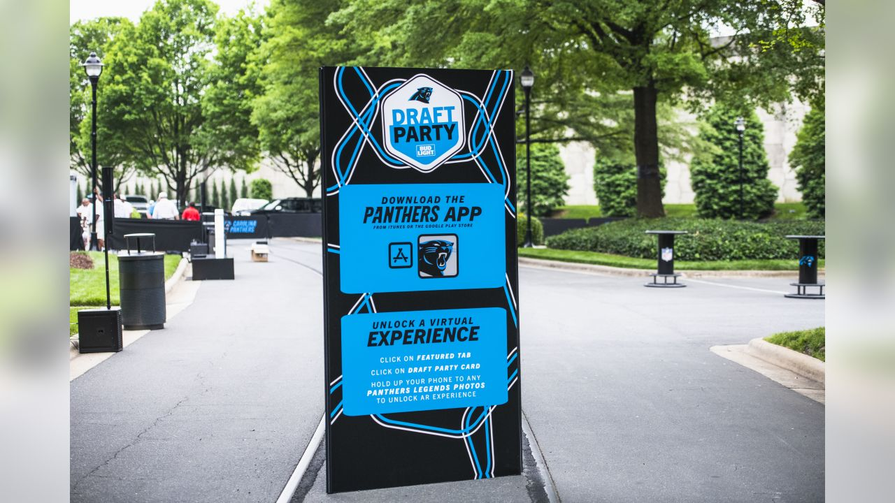 David Tepper welcomes fans to 2019 Draft Party