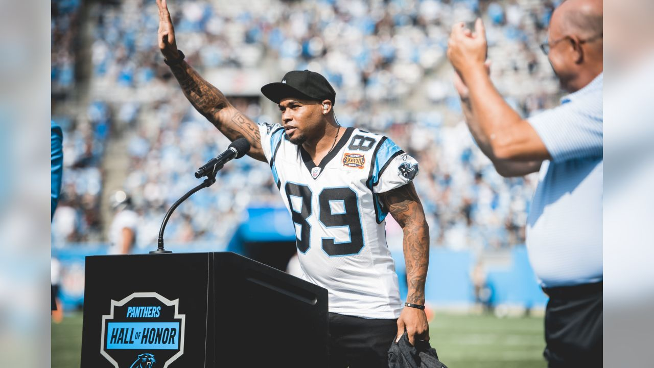Steve Smith, Sr. brought the house down with an unforgettable Hall ...
